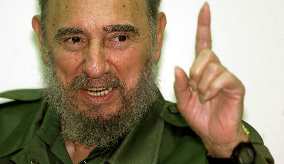 FIDEL CASTRO – LEADER OF THE CUBAN REVOLUTION