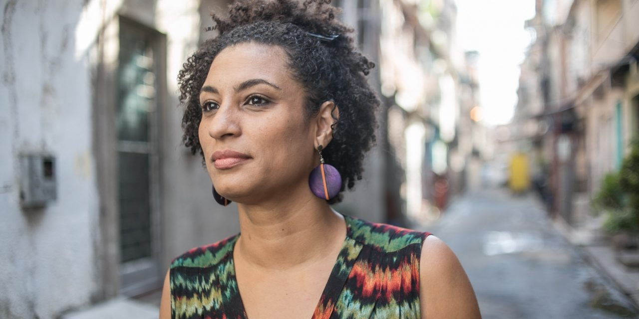 Justice for Marielle Franco – 100 British Voices Speak OutJustice for Marielle Franco – 100 British Voices Speak Out